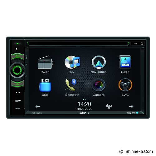 AVT Audio Video Mobil [IMD-6308MT] - Audio Video Mobil